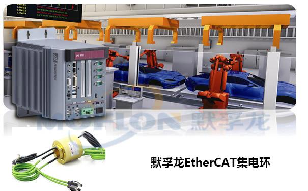 EtherCAT集电环