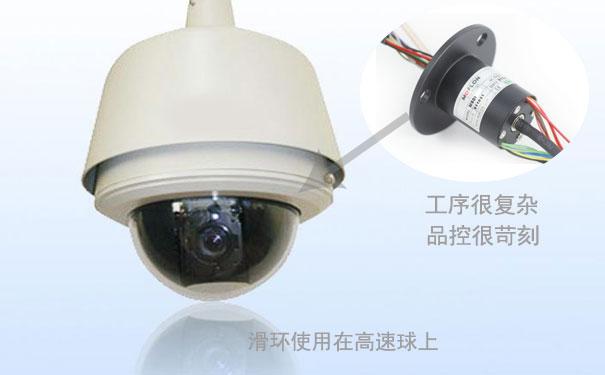 SDI高清导电滑环