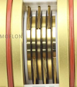 镀金电刷滑环