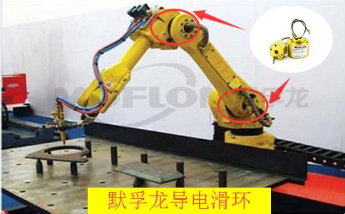 自动化设备导电滑环